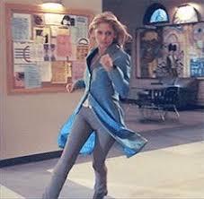 Buffy Costume Halloween 27 U002790s Worn