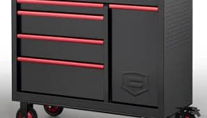 home depot 9 drawer chest husky black friday milwaukee ball bearing tool storage is full of convenient features