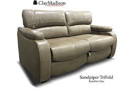 Rv Tri Fold Sofa by Sandpiper Trifold Luxury Rv Clay Madison Seating Rv Furniture