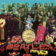 sargeant peppers album cover the sgt peppers album