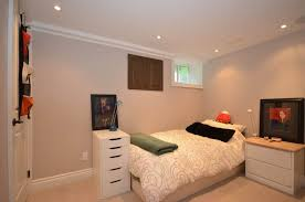 Small Basement Ideas On A Budget Bedroom Small Basement Design With Modern Bedroom Ideas Also