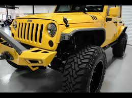 yellow jeep wrangler unlimited 2015 jeep wrangler unlimited sport for sale in tempe az stock