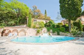 Pool Guest House 600m Luxury French Villa With Guest House For Sale In Pégomas