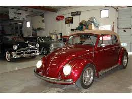 Vw Beetle Classic Interior 1969 Volkswagen Beetle For Sale On Classiccars Com 11 Available