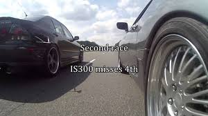 lexus is 300 turbo single turbo supra vs single turbo is300 youtube