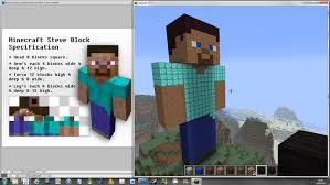 how to build a minecraft character minecraft pixel art building