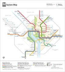 Green Line Map Boston by Transit Map Cameron Booth