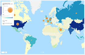 Interactive Map Of Europe What In The World Is The Group Of Twenty G20 U2013 Interactive