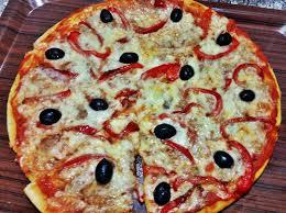 samira cuisine pizza طريقة سهلة لتحضير بيتزا recette de pizza