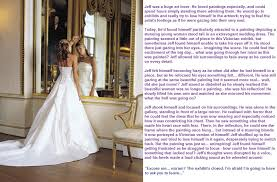 wedding dress captions emily s tg captions july 2010