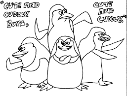 penguins of madagascar coloring pages madagascar 2 penguins dot to