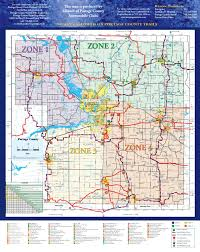Wisconsin Atv Trail Map by Portage County Wisconsin Snowmobile Map By Stevens Point Area