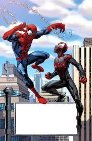 spider men vol 1 1 spider man mark bagley spider