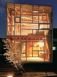 architektur bã ro wooden houses jenga architecture and house