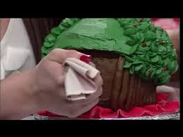 mass appeal make your own giant christmas tree cupcake youtube