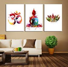 Modern Wall Art Wall Art Ideas Design Popular Items Buddha Wall Art Canvas