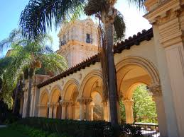Balboa Park Botanical Gardens by San Diego Part 3 The Architecture And Indoor Gardens Of Balboa