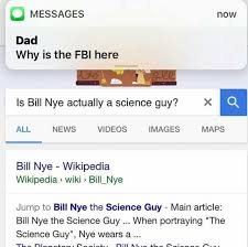Wiki Meme - dopl3r com memes messages dad why is the fbi here now is bill