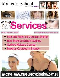 best makeup school best makeup courses sydney if you are interested in a