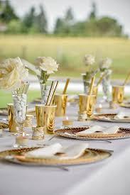 assiette jetable mariage les 25 meilleures idées de la catégorie vaisselle jetable mariage