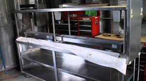 professional stainless steel kitchen equipment for sale youtube