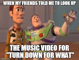 Music Video Meme - x x everywhere meme imgflip