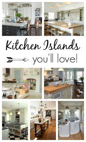 kitchen islands to love town u0026 country living