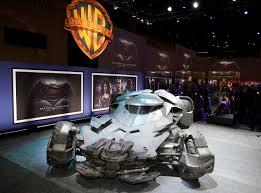 new batmobile unveiled at las vegas event south florida super