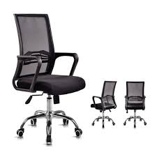 Swivel Office Chairs by Fully Assembled 319 Swanky Magnífica Medium Swivel Office Chair