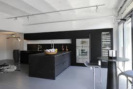 cuisine noir et blanche cuisine noir et blanche free cuisine with modele cuisine