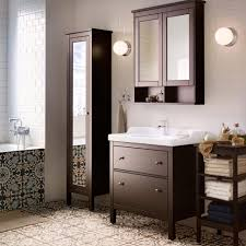 Narrow Double Doors Interior Bathrooms Design Half Mirrored Modern Bathroom Wall Cabinet