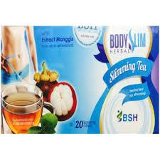Teh Bsh slim herbal slimming tea bsh tea original new pack daftar