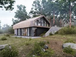forest house forest house on behance