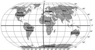 Latitude And Longitude World Map by World Map With Longitude And Latitude Page Tn Ss Book The