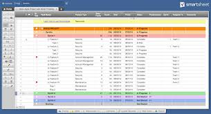 How To Use Excel Spreadsheet Free Excel Project Management Templates