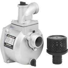semi trash water pump only u2014 for straight keyed shafts 2in ports