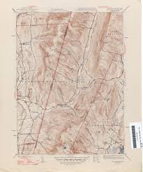 Map Of Ma Massachusetts Historical Topographic Maps Perry Castañeda Map