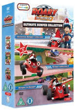 roary racing car ultimate bumper collection dvd region 2 ebay
