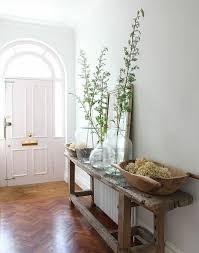 einrichtung flur flur einrichten originelle ideen rustikaler stil wood