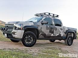 Ford F 150 Camo Truck Wraps - project 12 gauge part 3 2011 chevy silverado truckin magazine