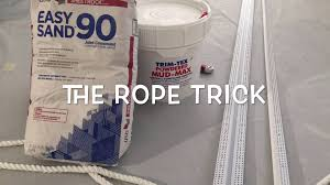 recessed baseboards the rope trick drywall reveal bead installation flush baseboards