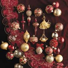 Decorate Christmas Glass Ornaments by 83 Best Christmas In Jewel Tones Images On Pinterest Jewel Tones