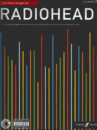 Radiohead King Of Limbs From The Basement 138422069 Radiohead Piano Songbook