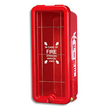 surface mount fire extinguisher cabinets 5 lb firetech fire extinguisher cabinet surface mount red or white