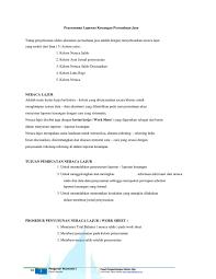 cara membuat ayat jurnal penyesuaian perusahaan jasa modul pengantar akuntansi ppt download