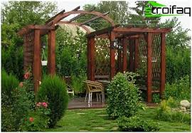 Plants For Pergolas by How To Install Wooden And Metal Pergola For Climbing Plants