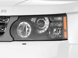 land rover 2010 image 2010 land rover range rover sport 4wd 4 door hse headlight