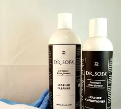 Sofa Leather Cleaner And Conditioner Kit Cleaner Conditioner Cleaner Glove Wipe Cloth U2013 Logo