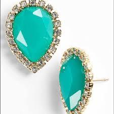 teardrop stud earrings 40 kate spade jewelry kate spade balloon bouquet teardrop