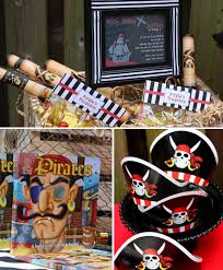 Pirate Halloween Party Ideas by Pirates Of The Caribbean Birthday Party Pizzazzerie